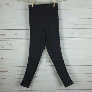Lululemon Black Fitted Athletic Leggings 6